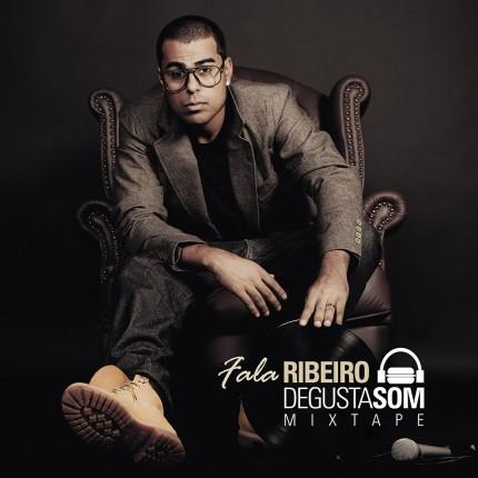 """Rapper Fala Ribeiro lança álbum solo """"DegustaSom"""". Ouça!"""