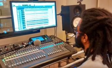 Estúdios das Fábricas de Cultura têm inscrições gratuitas para gravações de músicas