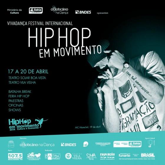 Eliminatórias da 7ª Batalha Break – Evolução HipHop em Salvador