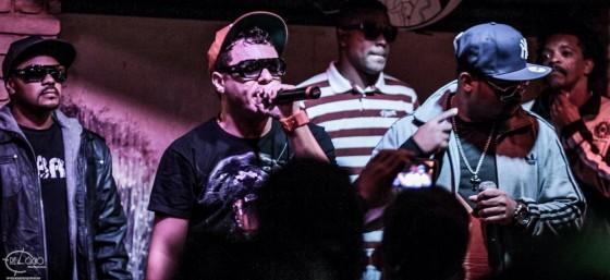 Festa em Campinas reuniu Grupo Ments, Kid Nice, Doctor X, Eazy Down e KL jay