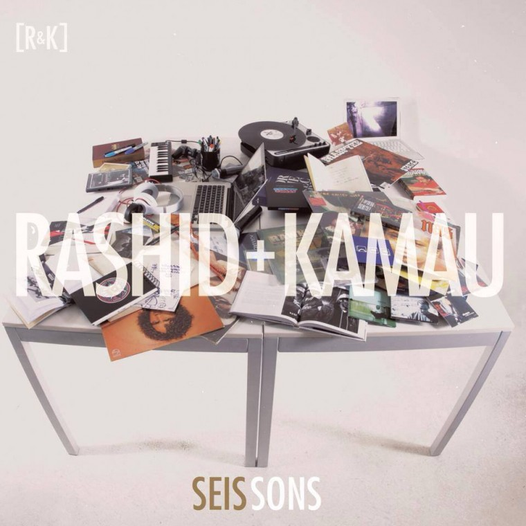"""Rashid e Kamau lançam EP """"Seis Sons"""""""
