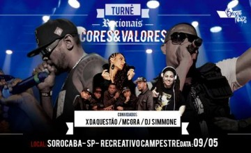 """Racionais Mc's divulga segundo vídeo da turnê """"Cores & Valores"""""""