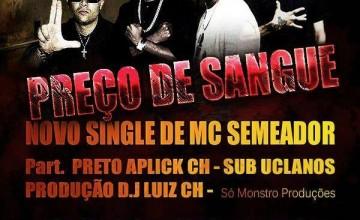MC Semeador lança música com participação de Preto Aplick (CH) e Sub (Uclânos)