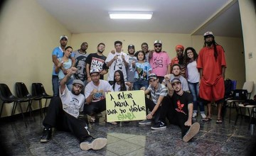 Hip Hop ocupa ponto de prostituição e uso de drogas mas é impedido pela prefeitura de São Carlos
