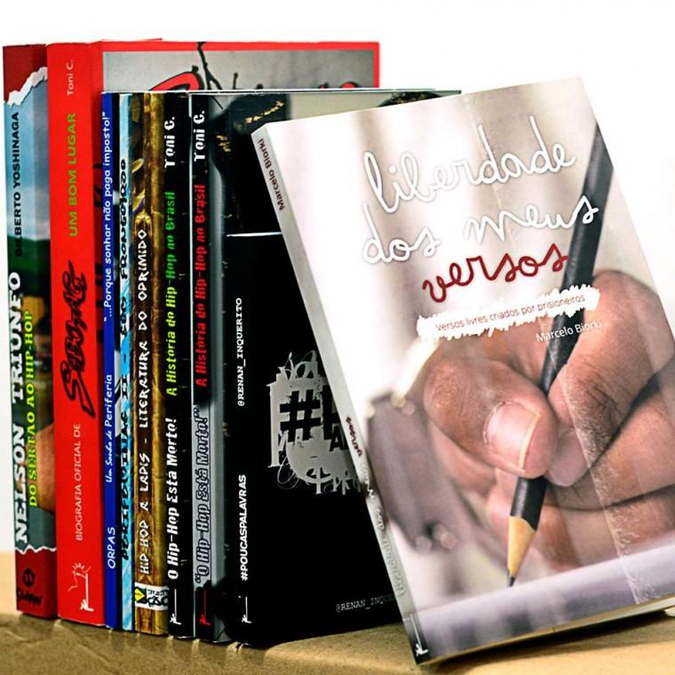 """Marcelo Biorki lança livro """"Liberdade dos Meus Versos"""""""