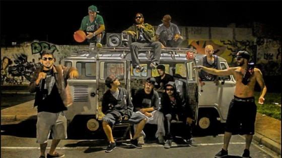 """""""Vacina de Adrenalina"""" Clipe de estreia do grupo Curitibano 0800Crew"""