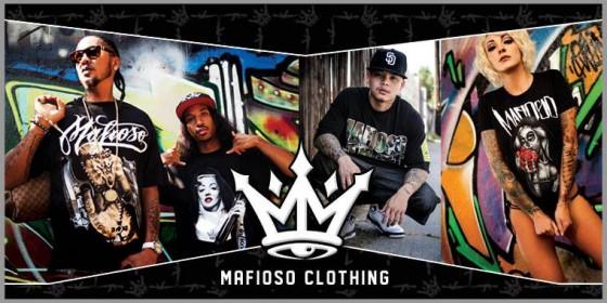Chegaram os novos modelos da marca Mafioso, direto de Los Angeles