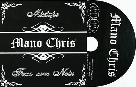 """Mano Chris lança mixtape """"Fecha Com Nóis"""""""