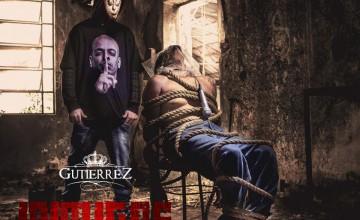 """Escute e baixe """"Inimigos Não Respiram"""", o novo single de Gutierrez"""