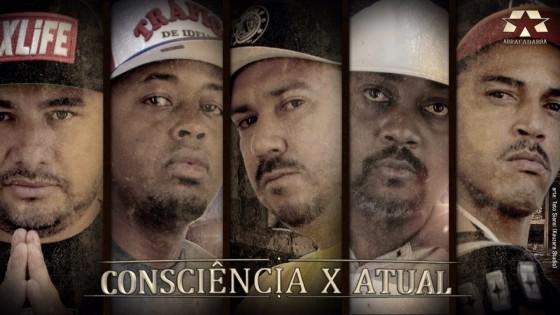 Consciência X Atual anuncia fim do grupo após 22 anos de carreira