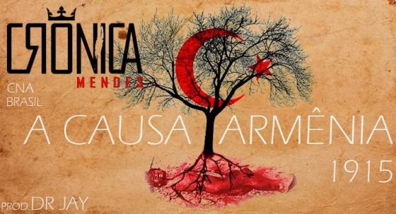 A Causa Armênia: assista o novo videoclipe do Crônica Mendes