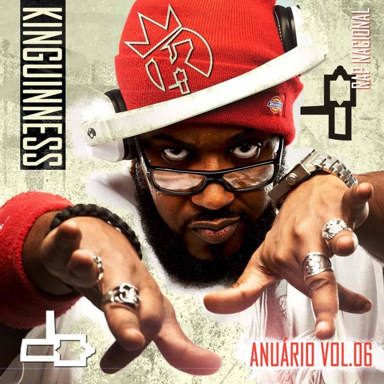 """DJ King lança mixtape """"Anuário Vol. 6"""". Ouça aqui!"""