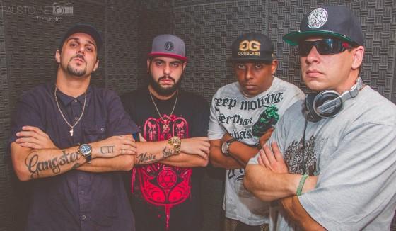 """Grupo carioca Controle Total lança single """"Cidade do Caos"""""""