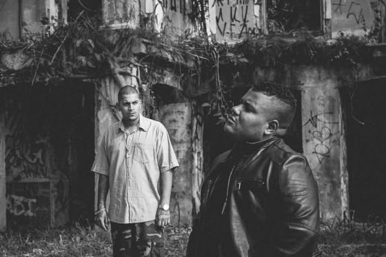 Otávio Felicidade e MC Kaka da RC lançam clipe da múusica Mon$tro do Quilombo