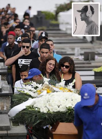 Rapper de São Gonçalo é morto em 'guerra' do tráfico no Rio