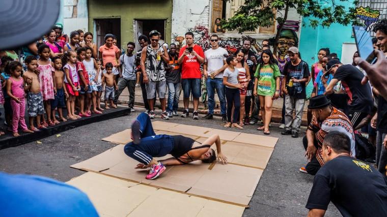 Mês da Cultura Hip Hop promove atividades culturais no Centro de São Paulo