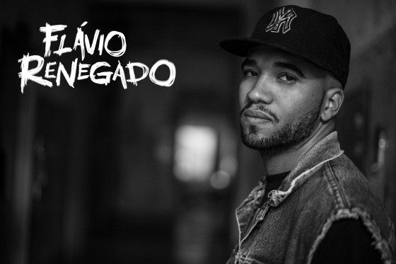 Cantor e compositor mineiro Flávio Renegado lança o primeiro registro ao vivo da trajetória