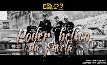 Poder Bélico da Favela lança clipe com Consciência Humana, De Menos Crime, Da Antiga e Marrom