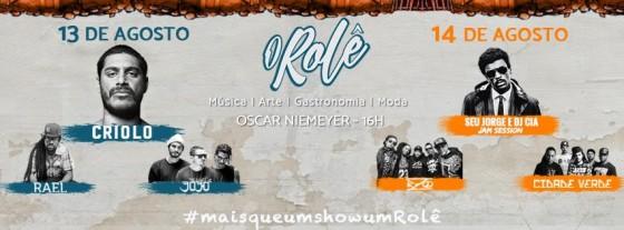 Criolo, RZO, Rael, 3030 são atrações do maior festival de RAP de Goiânia