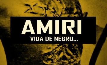 """Amiri lança música """"Vida de Negro"""" em protesto ao racismo"""