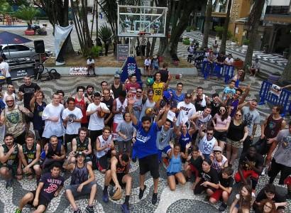 """Movimento Urbano """"Bom Jogo"""" leva esporte, cultura e integração a Balneário Camboriú"""