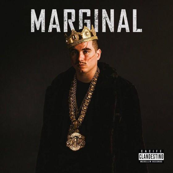 """Cacife Clandestino lança mixtape """"Marginal"""". Ouça aqui!"""