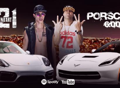"""Guind'Art 121 lança single """"Porsche / 6:00AM"""""""