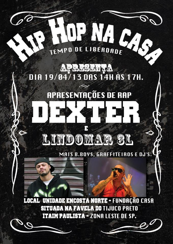 hip hop na casa