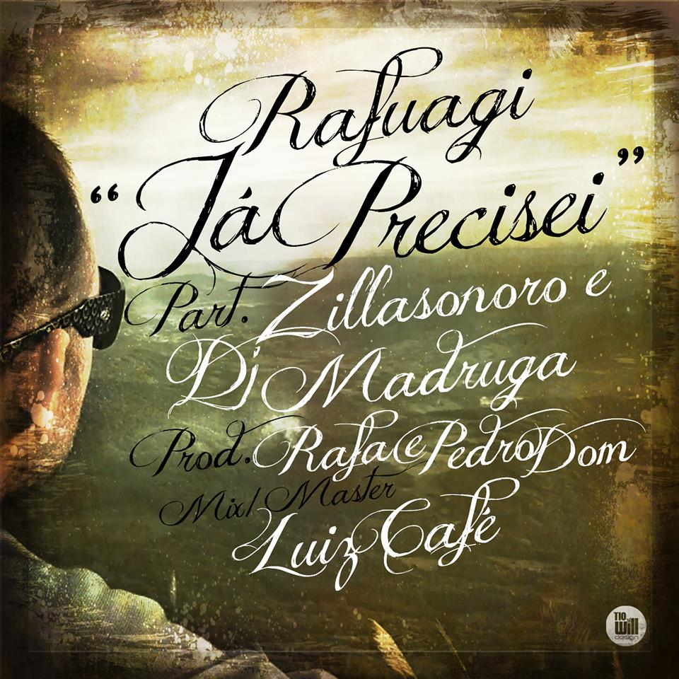 RAFUAGI - JÁ PRECISEI (SINGLE2013)