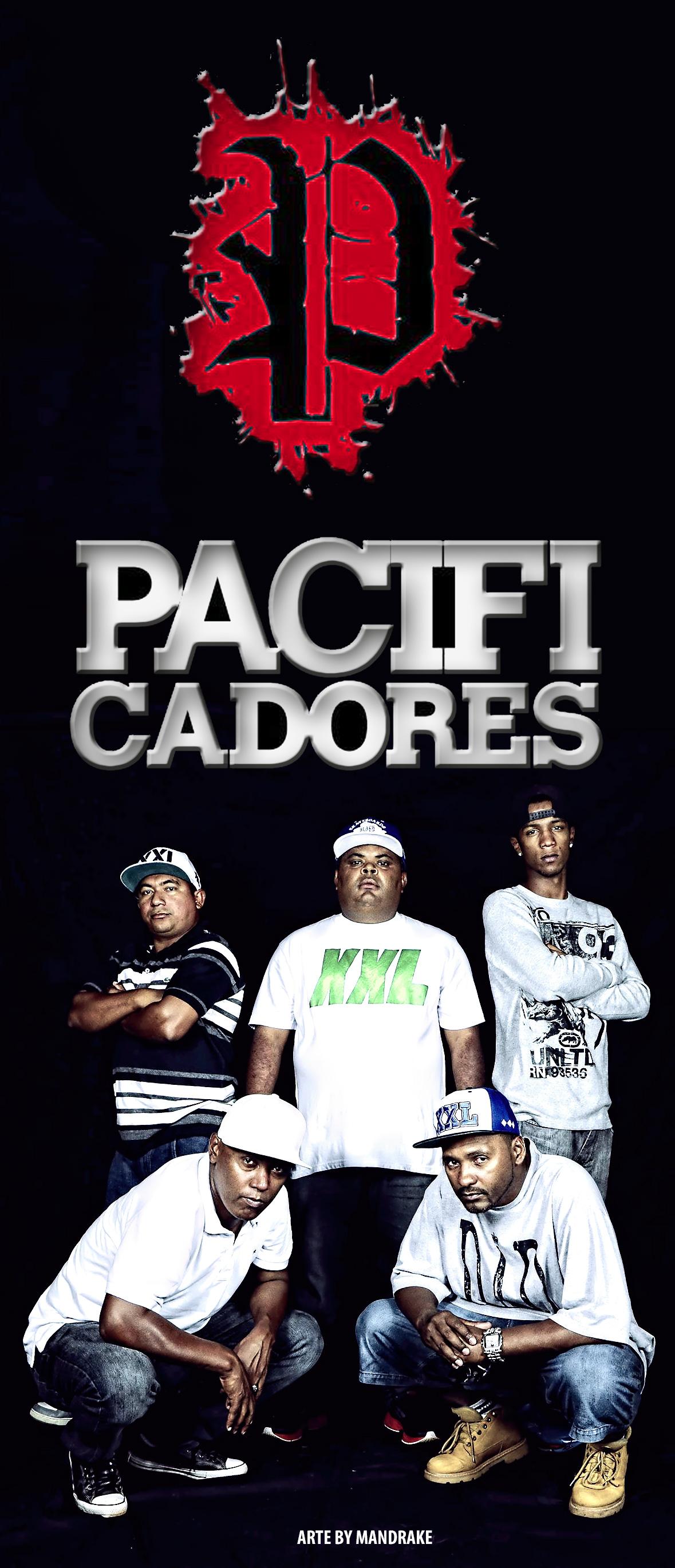 cd dos pacificadores 2012