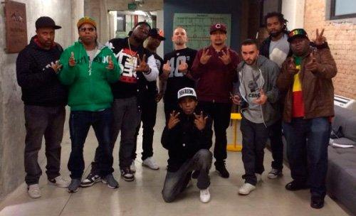DJ Revolution grava EP com rappers brasileiros e comemora aniversário no estúdio Maraca, no Capão Redondo