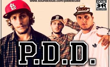 Conheça o grupo P.D.D.