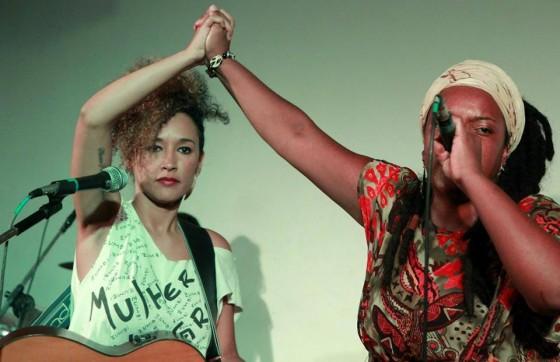 "Galeria Olido recebe ""Mulheres Negras"""