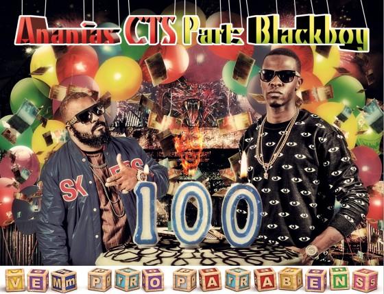 Ananias CTS lança música solo com participação de Blackboy