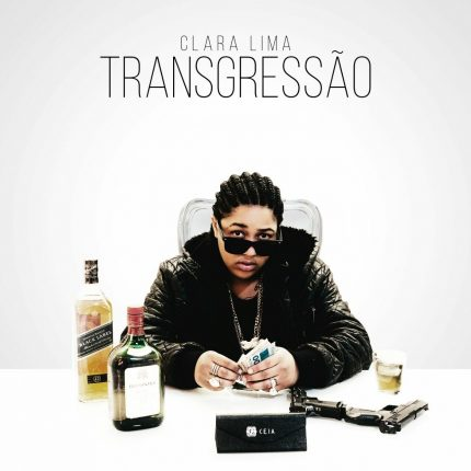 """Ouça """"Transgressão"""", o primeiro EP de Clara Lima"""