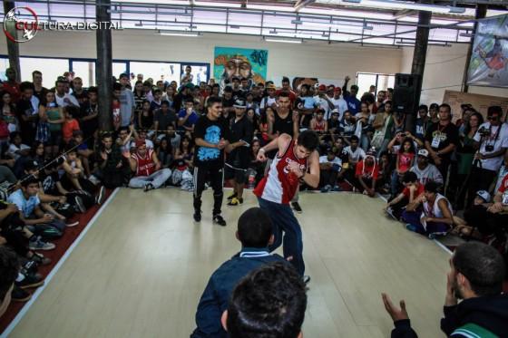 Barueri recebe final brasileira de campeonato de b-boys
