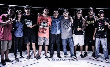 Veja como foi a batalha de breakdance no evento de MMA: Batalha dos Brabos