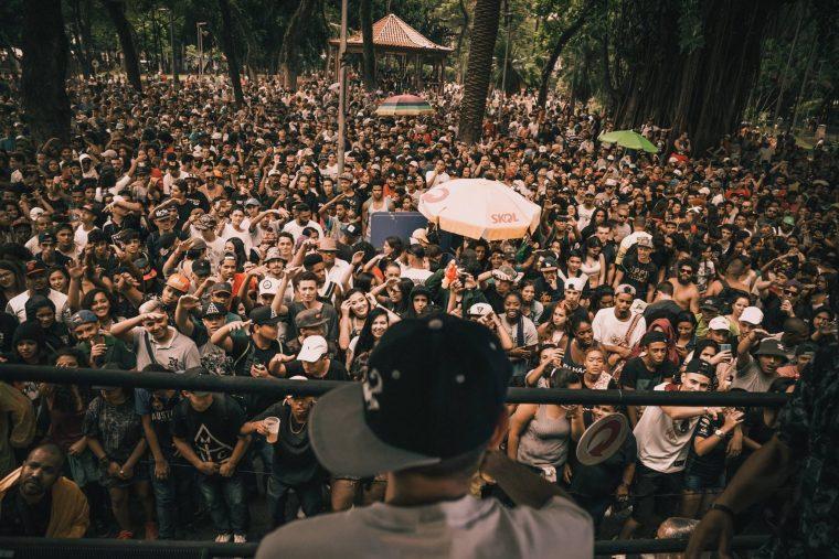 Bloco Beatloko agita o Centro de São Paulo neste sábado (10/2)