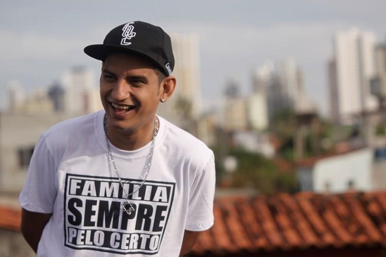 """MC Bruno BO lança """"Floresta de Concreto"""""""