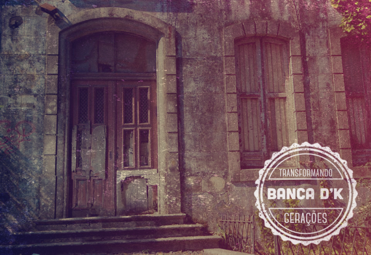 Banca D'K divulga capa do novo álbum