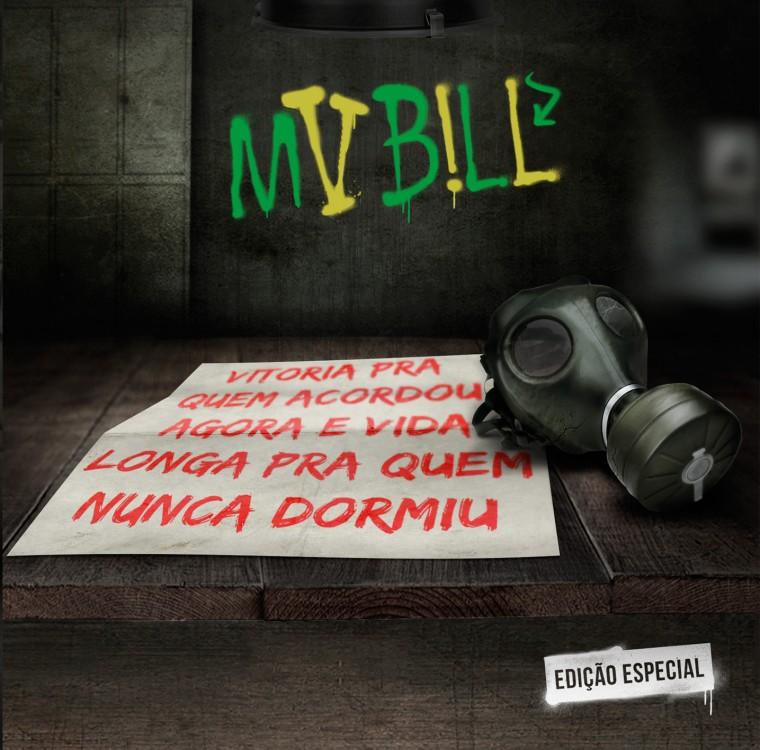 MV Bill lança edição especial do seu novo EP. Baixe aqui!
