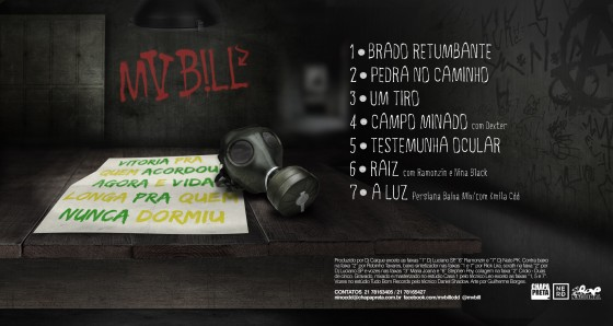 Mv Bill lança novo EP, escute e baixe aqui!
