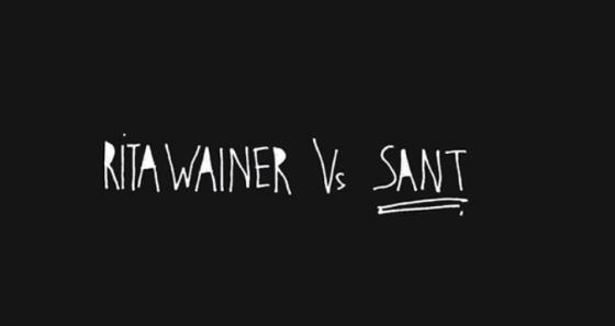 Sant lança videoclipe com animação de Rita Wainer