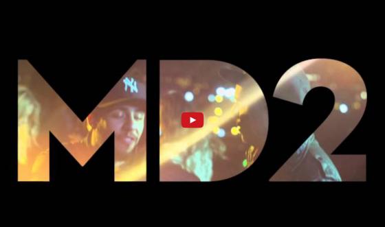 """""""MD2"""" (A Sigla no TAG) é o videoclipe desta semana lançado por Marcelo D2"""