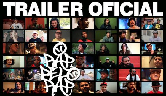 """Assista o trailer do documentário """"O Rap Pelo Rap"""""""
