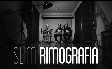 Nova música do Slim Rimografia é apresentada em acústico com beat box e violão