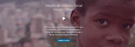 Mv Bill é juiz do Desafio Impacto Social, do Google
