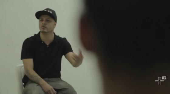 O programa Manos e Minas acompanhou a oficina de Rap do Lindomar 3L na Fundação CASA