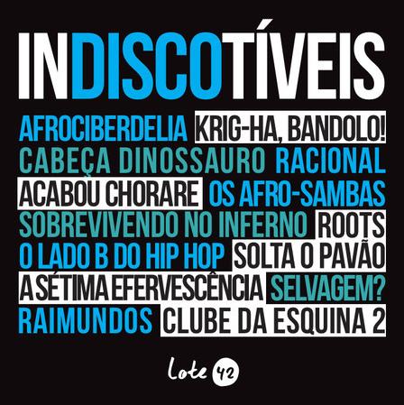 Obra do Racionais MC's e do Sp Funk estão em livro que destaca 14 CDs brasileiros importantes para a música