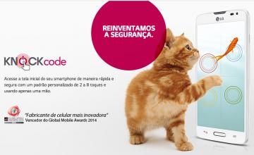 Vídeo Patrocinado: Tenha total privacidade em seu smartphone LG com o Knock Code
